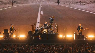 U2 will bring their acclaimed Joshua Tree tour to Australia in November.