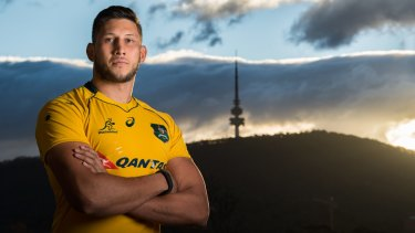 The 2019 World Cup looks set to be Adam Coleman's Wallabies swan song.