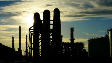 Viva has said it is considering permanently closing its Geelong refinery.