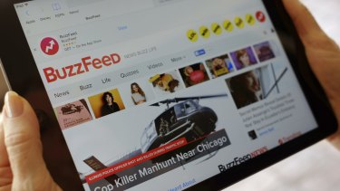 "BuzzFeed said it decided to close its Australian news operation to focus on content that ""hits big in the United States""."