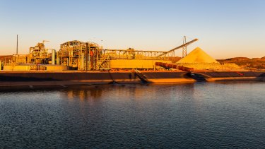 Pilbara Minerals runs WA's Pilgangoora mine, one of the largest hard-rock lithium-tantalum deposits in the world.