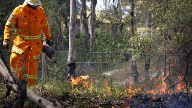 Experts warn a new approach to prescribed burns and funding is needed as climate change increases the threat from bushfires to lives and property.