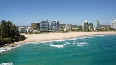 A trip to Coolangatta was ruined for a traveller by a large damage bill for a hire car.