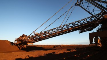 Fortescue Metals Group has brought forward a target for net-zero emissions.