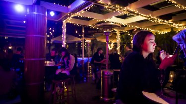 Strong night-time economy needed: Sweethearts Rooftop in Potts Point.