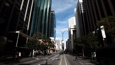 WA is showing sings of optimism in the property sector.