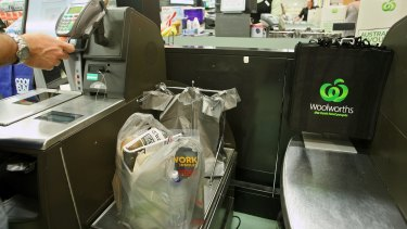 In-store crime is costing Australian retailers upwards of $3.3 billion a year, and self-service checkouts are partially to blame.