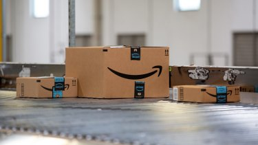 The best estimate is that more than 900 of Amazon's 400,000 blue-collar workers have had the disease.