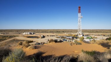 Beach Energy conducts significant oil and gas operations in South Australia's Cooper Basin.