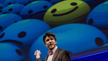 A meeting over meat pies and beers with Uber founder Travis Kalanick is set to pay off handsomely for Goldman Sachs,.