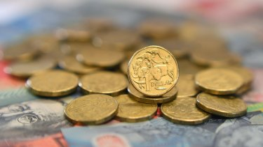 The Australian dollar could jump around five per cent by the end of the year, says one of the currency's leading forecasters.