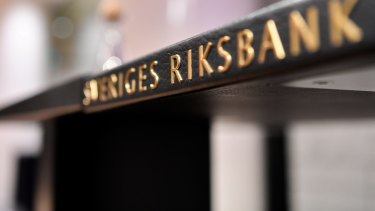 Sweden's Riksbank has started to take climate change into consideration for its investments.