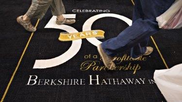 Warren Buffett has run Berkshire Hathaway for more than 50 years.