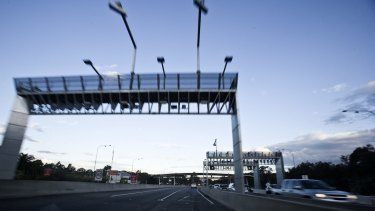 Sydney's toll roads have become a state election issue.
