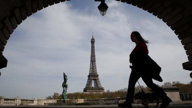 The COVID-19 shutdown has cost half of France's private sector's workers their jobs.