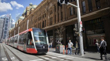The amount of George Street permanently set aside for pedestrians is set to grow.