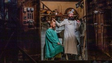 Opera Australia's Wozzeck was a triumph of music married to design.