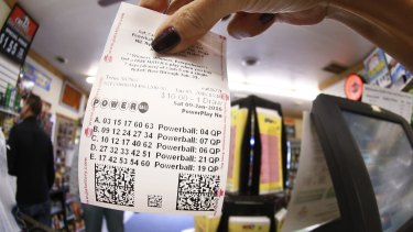 Last month's Powerball was Australia's biggest ever lottery draw.