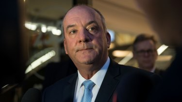 Former Liberal Wagga Wagga MP Daryl Maguire had a meeting with the then-head of the Greater Sydney Commission.