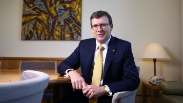 Citizenship Minister Alan Tudge.