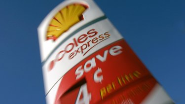 Coles Express was found to be the most expensive fuel retailer in five capital cities.