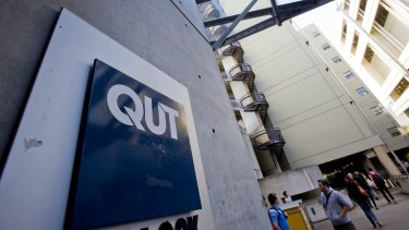 The FBI believes up to 26 Australian universities were targeted including QUT.