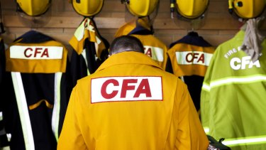"""Mr Cogger says the CFA were negligent by """"causing or permitting or tolerating hazing, initiations, and/or the humiliating and belittling of recruits and/or junior ranks""""."""