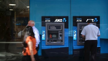 ANZ is selling 1300 ATMs
