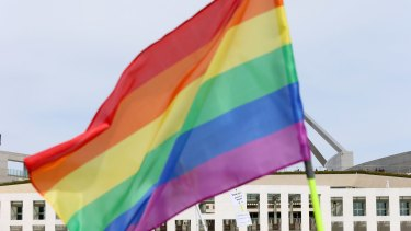 The review was in response to same-sex marriage being legalised in Australia last year.