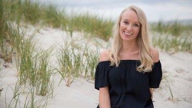 Jess Williamson, CEO of Ete Swimwear.