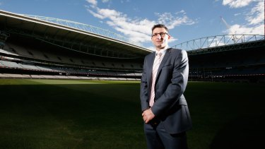 Travis Auld says the MCG and Ticketek have assured the AFL the issues have been fixed.