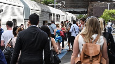 Commuters will be forced to catch buses during closures of the Bankstown line.