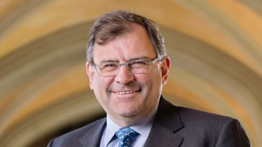Melbourne University vice-chancellor Professor Duncan Maskell.