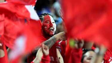 Two years after Tonga shocked New Zealand at the World Cup, the proud rugby league nation is embroiled in in-fighting.