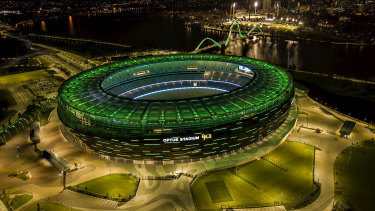 WA Premier Mark McGowan wants Optus Stadium and neighbouring Crown Perth to be an AFL hub but the league is likely to go another way after national cabinet outcomes on Friday.