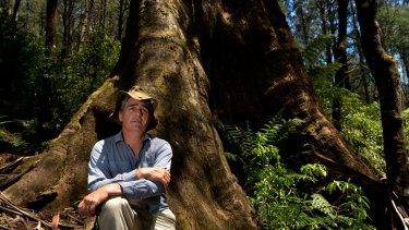 ANU ecologist Professor David Lindenmayer.