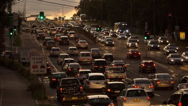 Brisbane residents are returning to their cars as per capita public transport usage declines in Greater Brisbane.