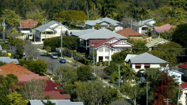 Property values across Brisbane saw increases, particularly in some inner city suburbs.