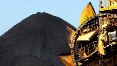 The company lowered its 2019 production guidance for saleable coal.