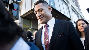The Israel Folau saga may have brands questioning the risks of sports-marketing.