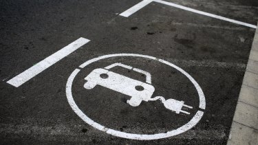 More electric vehicles are expected to hit the streets with expectations that non-electric car sales may have already hit a ceiling.