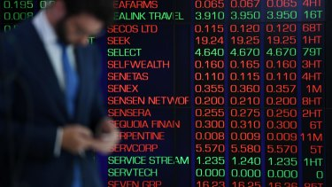 The local sharemarket followed Wall Street's lead and closed higher.