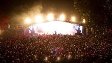 Meredith Music Festival has been entertaining throngs of music fans since 1991.