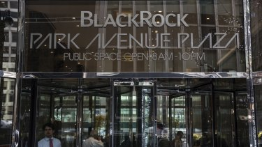 BlackRock has cautioned against rising inflation risks.