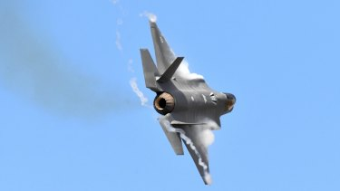 Australia's newest warplane, the F-35 Joint Strike Fighter ... Israel is the only country allowed even a partial role in repairing its electronic systems.