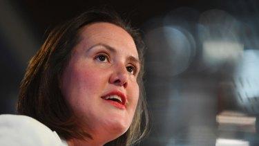 Minister for Women Kelly O'Dwyer