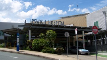 Henry Bewart has molested staff and a patient at Ipswich Hospital.