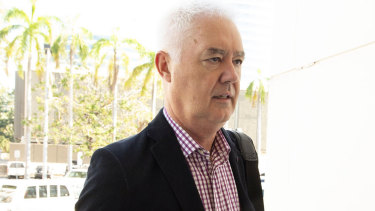 Former Northern Territory Police Commissioner John McRoberts  has been jailed.