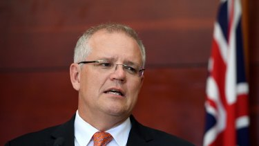 Scott Morrison: a man of the people?