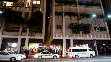 Justin Hemmes' Ivy bar site could become a new office and hotel tower.